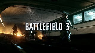 Battlefield 3 - PC - Conquest - Operation Metro - 1440p - 60fps