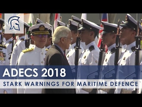 Stark Warnings For Maritime Defence In Asian Waters