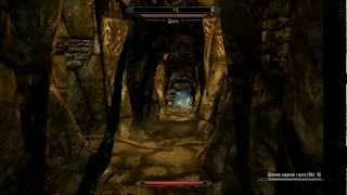 TESV Skyrim #67 Руины Высоких Врат гробница Вокуна Дельфина