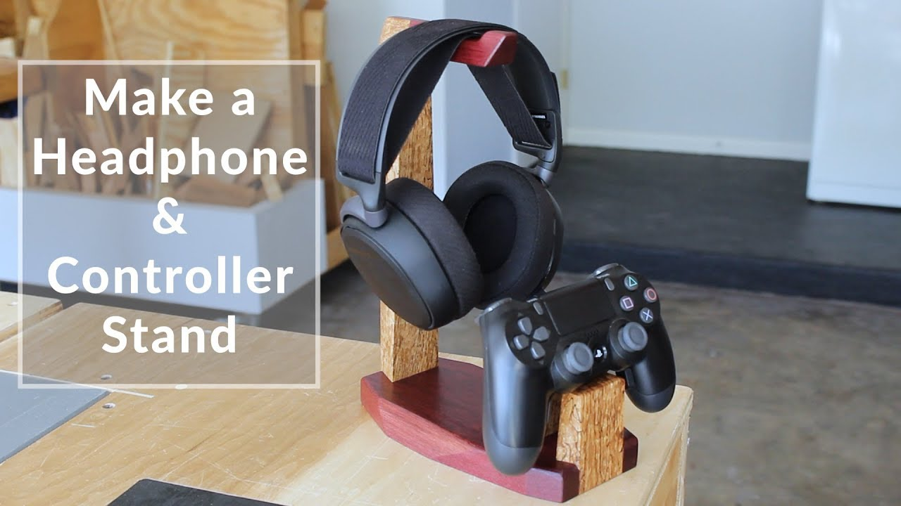 Headphone Stand Ps4 Controller