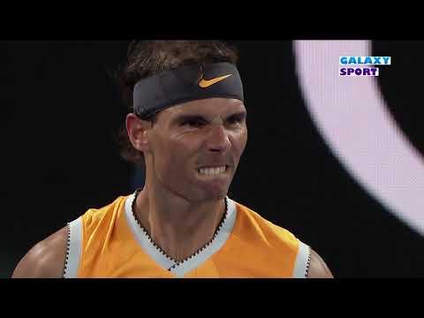 Джокович Vs Надаль | Лучшие моменты. Australian Open 2019 Final