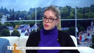 Intervention de Magalie Reynaud sur TV Tours-Val de Loire, le 8 mars