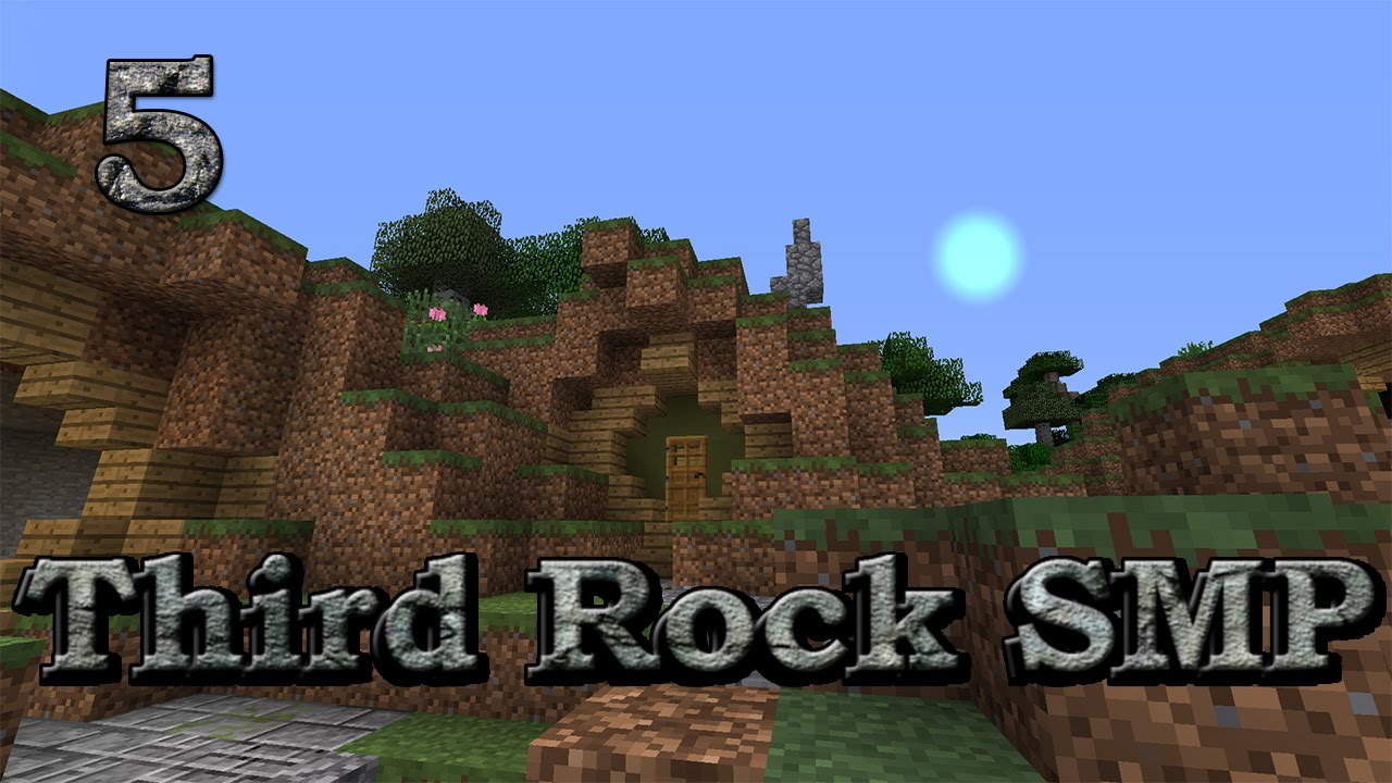 Download Third Rock SMP: Season 1 Episode 5 - Tiny Dinning