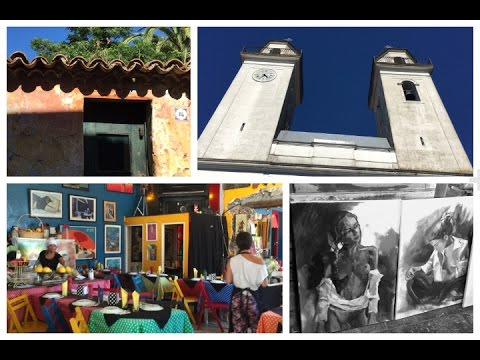 Travel Vlog #31: Uraguay For The Day, Shopping Trip & History Lesson (South America)