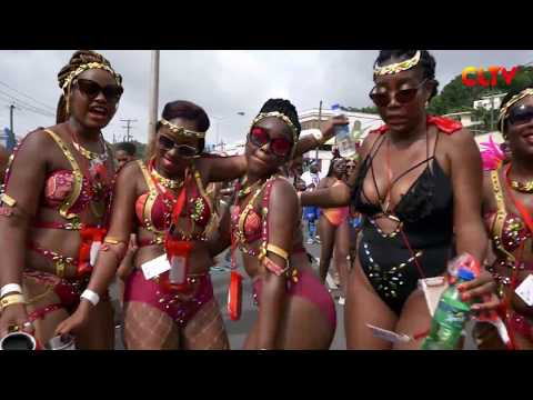Saint Lucia Carnival Tuesday - 2017 CLTV