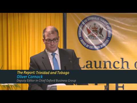 Oxford Business Group launches The Report: Trinidad & Tobago 2015