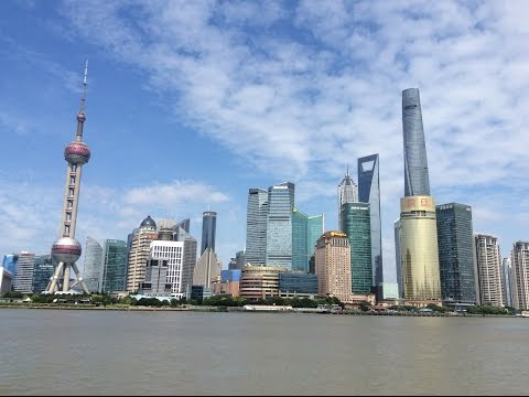 Hello Shanghai! China 2016