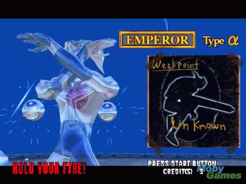 Greatest Vgm 2671 Emperor Theme House Of The Dead 2 Youtube
