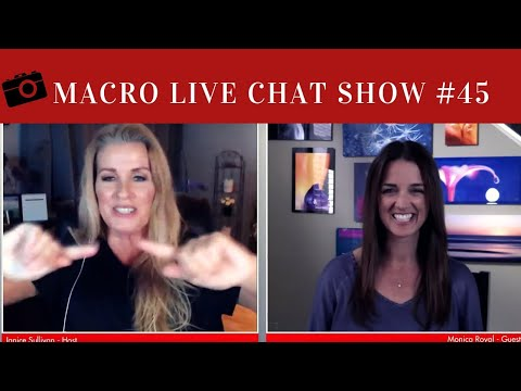 Macro Photography Live Chat Show #45 - Monica Royal