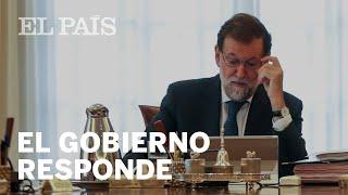 El Gobierno pide al TC que anule la ley del referéndum | España 2017 Video