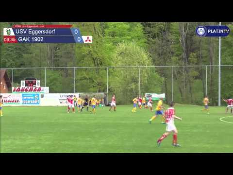STMK ULM Eggersdorf - GAK - Highlight  (1. HZ / 09:40) Am 24.04.2016 12:36