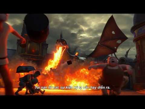 (Official Trailer) RED SHOES & THE 7 DWARFS: HÀI ĐỎ VÀ BẢY CHÚ LÙN