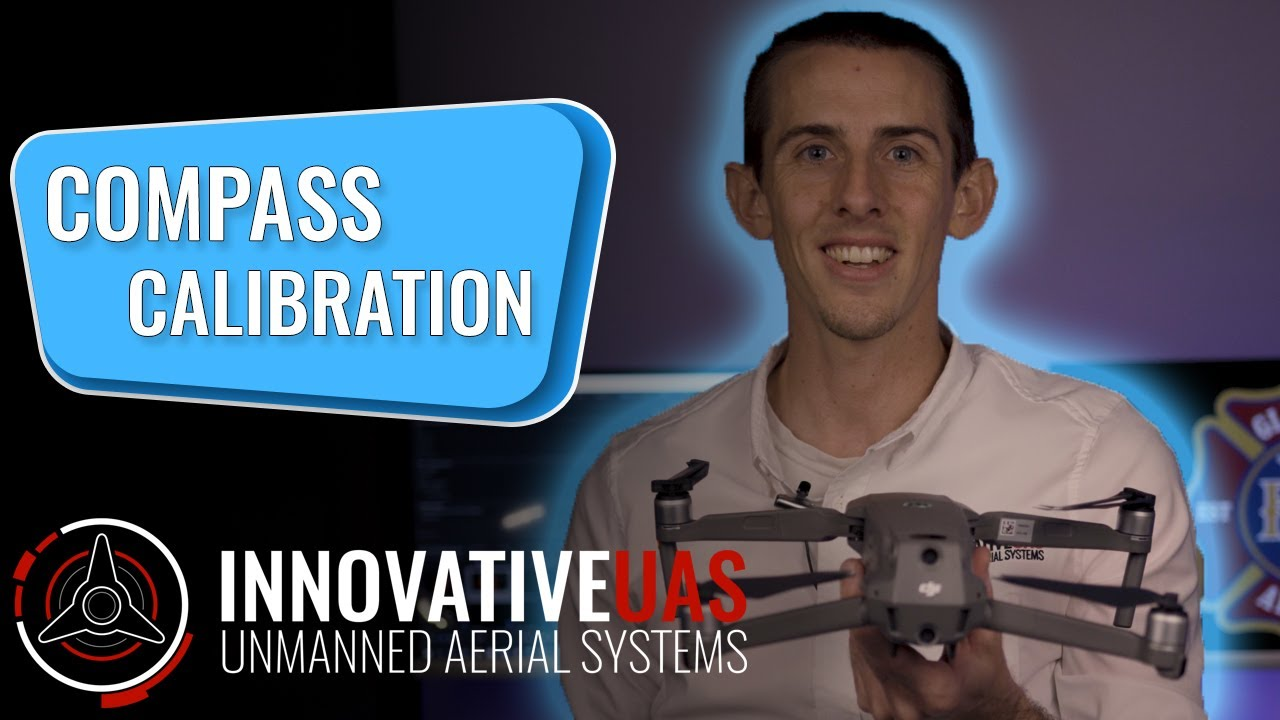 Tips & Tricks: Compass Calibration on DJI Drones - YouTube