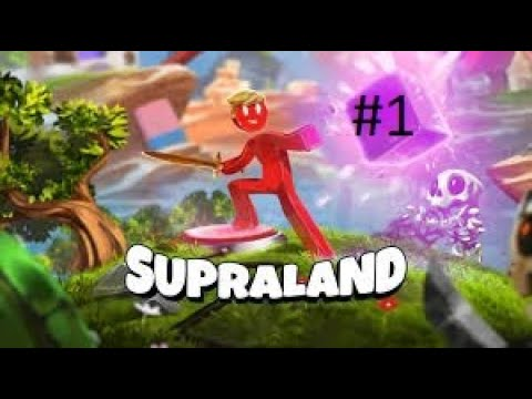 This game is great fun   Supraland Demo Playthrough #1.  