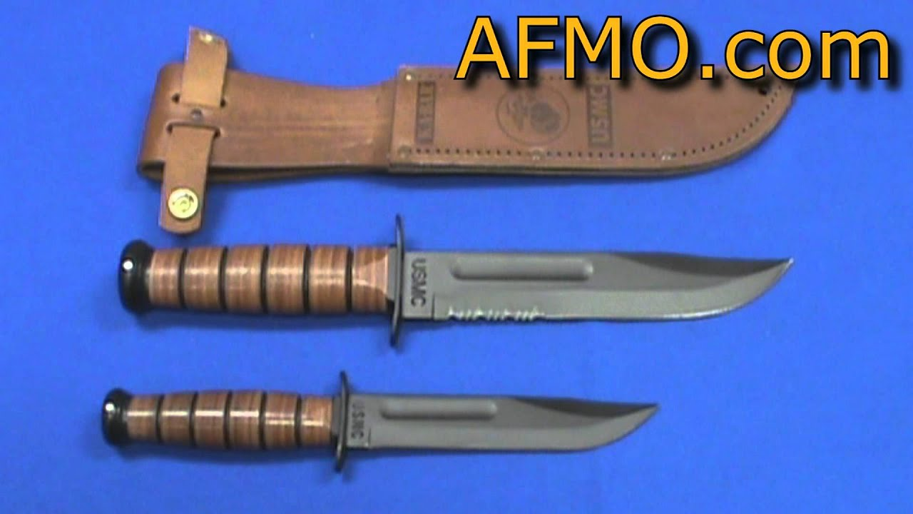 USMC Combat Fighter Knife  FREE SHIPPING!  BUDK