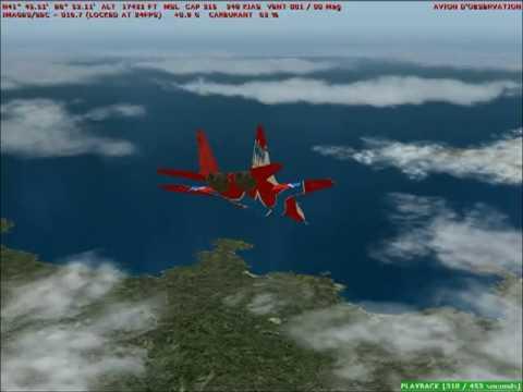 FS2004 IRIS Mig-29 - Campo Stratus Cobra 2 2 flv