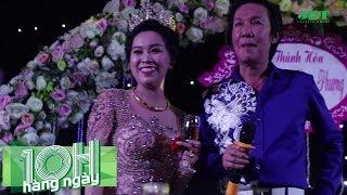 Vũ Linh hát live ca khúc Áo mới cà mau tại đám cưới Hồng Phượng, Long Hồ