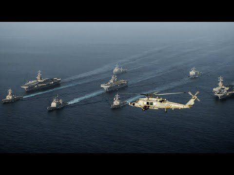 Tense stand-off between US Navy and Iran in Gulf