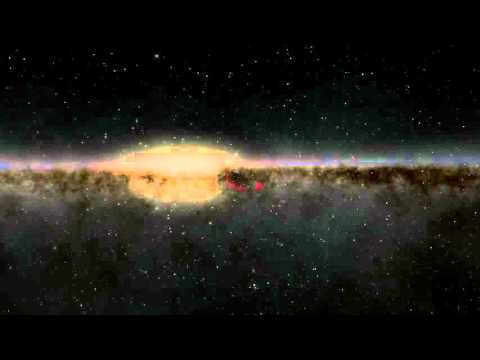 Ambient Warp Starfield - 1080P - 60FPS - 2h - (Bernard's Loop)