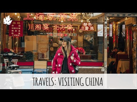 VISITING CHINA | ALEXANDRA PEREIRA