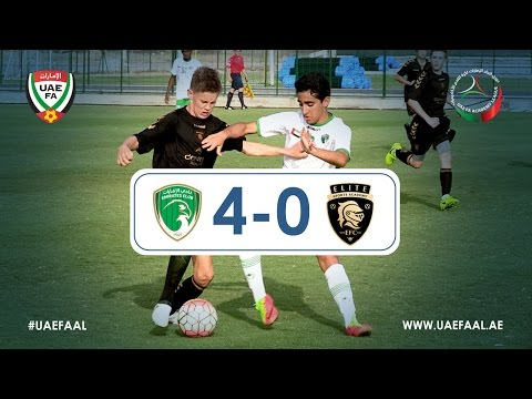 UAE FAAL - Emirates Club 0-3 Elite | Week 12 Highlights