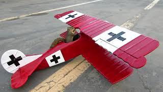 Squirrel Steals Warplane