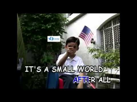 It's A Small World (Kids Karaoke)