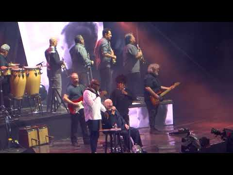 Phil Collins - Easy Lover - 15 - 03 - 2018 - Estadio Nacional, Chile - Santiago.