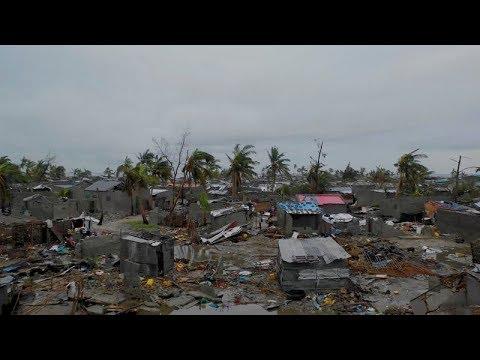 الأمم المتحدة تناشد لمساعدة موزمبيق في التعافي من  أثار الإعصار  - نشر قبل 16 ساعة