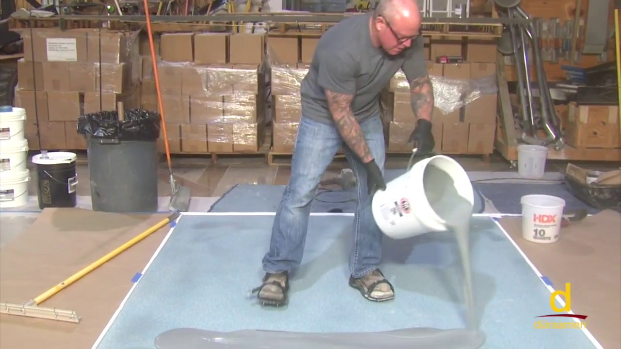How To Install Elastomeric Parking Deck System Using MMA Resins