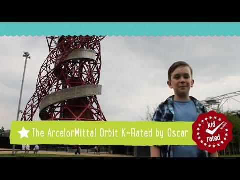 ArcelorMittal Orbit K-Rated by Oscar