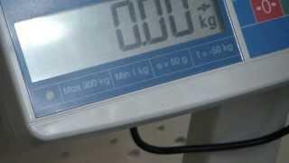 Медицинские весы ВЭМ-150 МАССА-К - обзор
