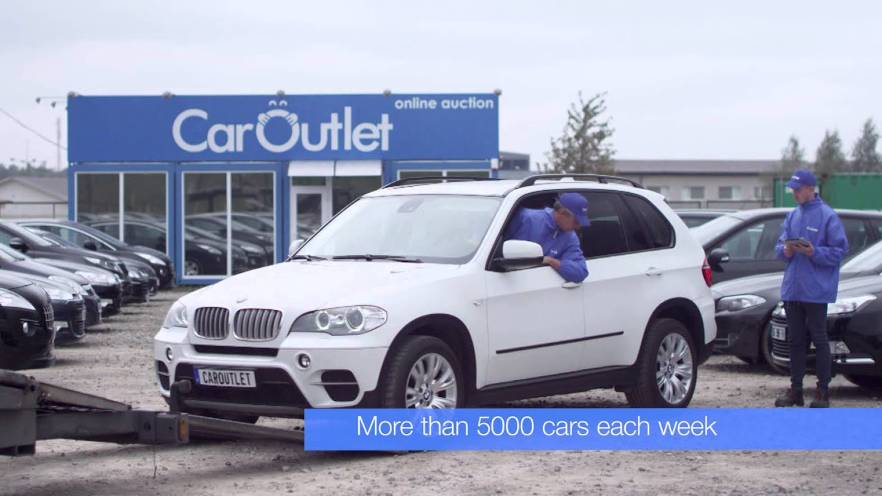 Car auctions CarOutlet