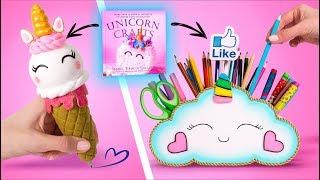 Unicorn Cloud And Infinite Unicorn Pen: Magical Stationary