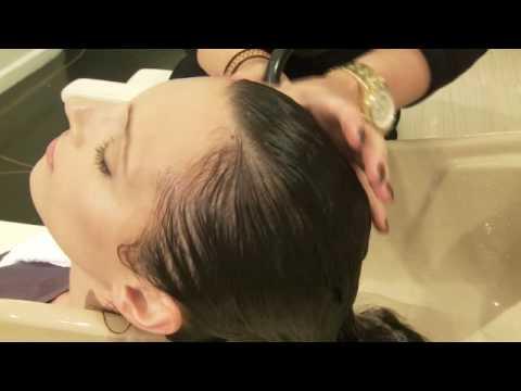 Hair colour expert Rita Hazan