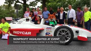 IndyCar roars through Easton