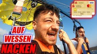 AUF WESSEN NACKEN auf 150m Höhe! BODRUM |  FaxxenTV