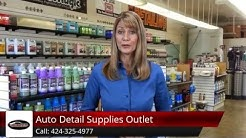 Where To Buy Car Detailing Supplies Near Me