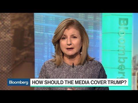 Arianna Huffington on How Media Should Cover Donald Trump