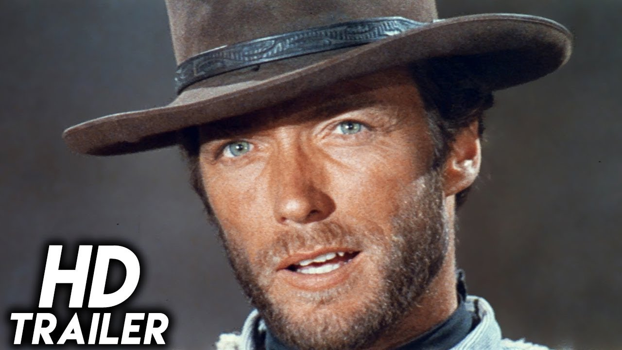 For a Few Dollars More (1965) ORIGINAL TRAILER [HD 1080p]
