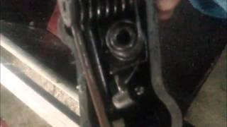 restauration moteur bernard w110 part 1