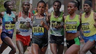 2018 Boston Marathon: John Hancock Elite Team Announced