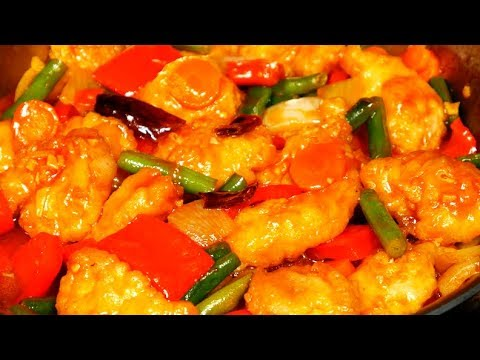 Chicken with Mixed Vegetables Recipe