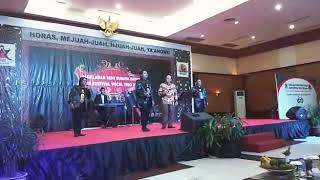 "Gambar cover Century Trio ""Boru Panggoaran"" feat Danlanud Kalbar  Palito Sitorus"