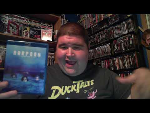 Day 17 Of 31 Days Hath October : Harpoon Review ( Dread Presesnts )