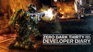 Zero Dark Thirty Map Pack Developer Diary - Medal of Honor Warfighter