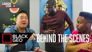Black Geo BTS | Dormtainment | Kevin Hart | LOL Network thumbnail
