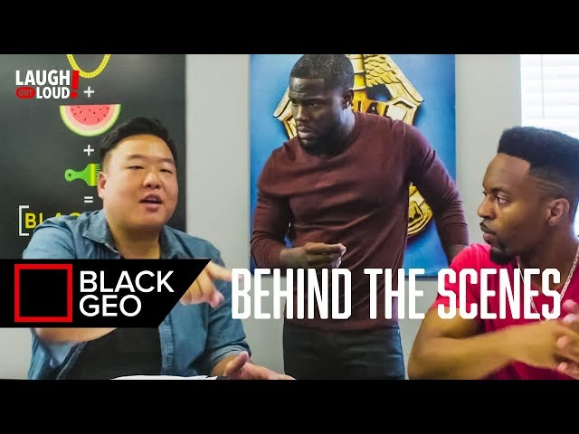Black Geo BTS   Dormtainment   Kevin Hart   LOL Network