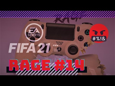 FIFA 21 ULTIMATE *RAGE* COMPILATION #14 😡😡😡 |