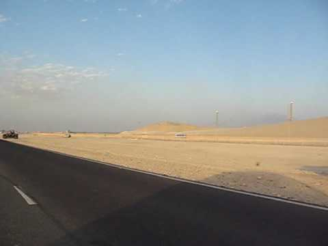 Way to Sealines-Qatar